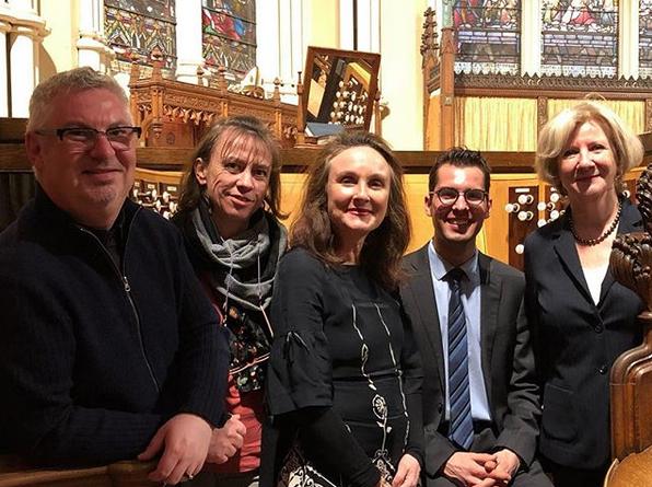 Un concert majestueux pour la restauration du Grand Orgue de Notre Dame